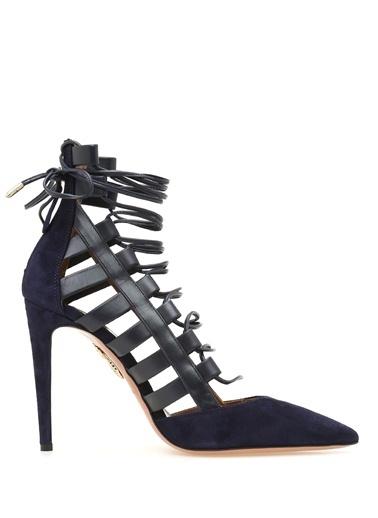 topuklu ayakkabı-Aquazzura